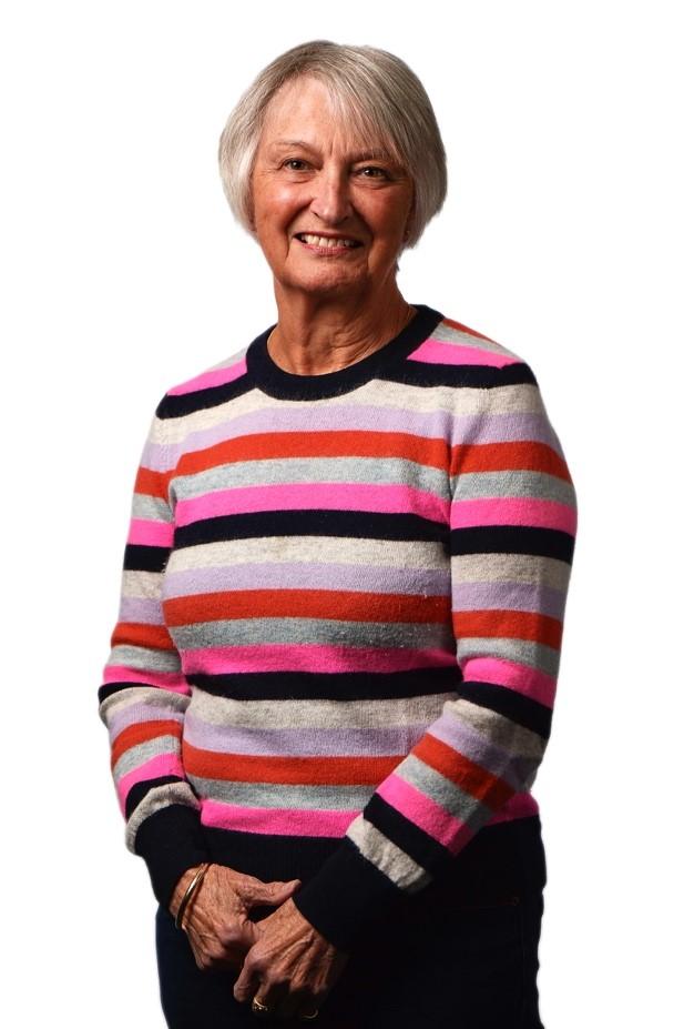 Anne Montgomery, Treasurer, Lifeplan