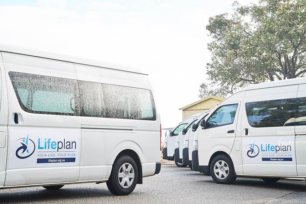 Lifeplan vans
